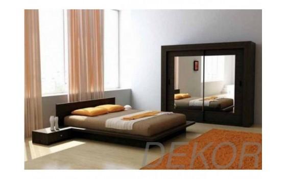 """Набор мебели в спальню """"Фиджи"""" в современном стиле"""