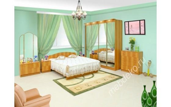 """Комплект мебели для спальной комнаты """"Светлана-9"""""""