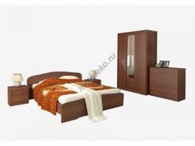 """Спальный гарнитур """"Светлана-27"""" с трехстворчатым шкафом"""