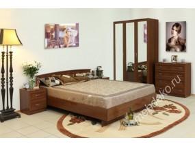 """Комплект мебели для спальни """"Светлана М10"""" с распашным шкафом для одежды"""