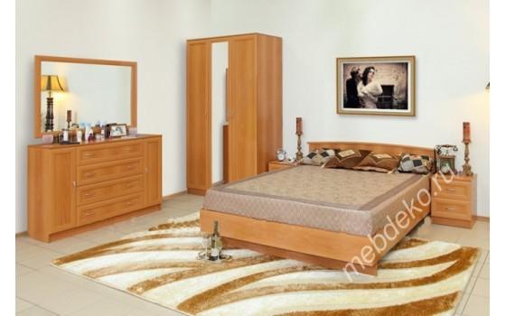 """Комплект мебели для спальной комнаты """"Светлана М11"""""""