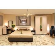 """Набор мебели для спальной комнаты в светлых тонах """"Светлана М5"""""""