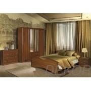 """Набор мебели для спальной комнаты """"Юнна-2"""" с комодом"""