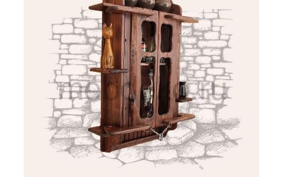 Шкаф навесной под старину