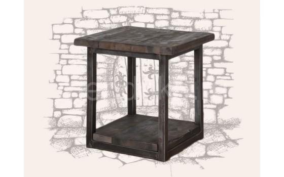 """Прикроватный  столик """"Лофт"""""""
