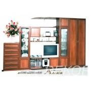 """Набор мебели для гостиной с рамочным фасадом """"Алиса"""""""