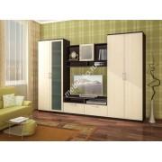 """Мебель в гостиную с двумя шкафами  """"Амелия"""""""