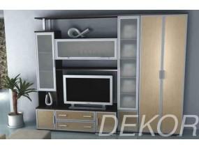 """Мебель для гостиной с рамкой """"Аврелия-5"""""""