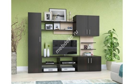 """Мебель в гостиную комнату из лдсп """"Кантри-1"""""""