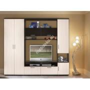 """Комплект мебели в гостиную комнату с платяным шкафом """"Капри-4"""""""