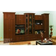 """Набор мебели в гостиную """"Композиция -10"""" в классическом стиле"""