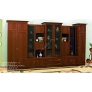 """Набор мебели в гостиную """"Композиция-11"""" в классическом стиле"""