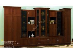 """Набор мебели в гостиную """"Композиция-6"""" в классическом стиле"""