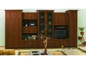"""Набор мебели в гостиную """"Композиция-8"""" в классическом стиле"""