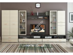 """Комплект мебели в гостиную комнату с нишей под телевизор """"Корнак-1"""""""