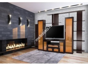 "Набор мебели в гостиную с рамкой мдф ""Комфорт Люкс-3"""