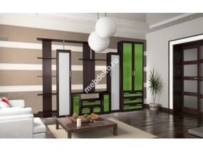 "Набор мебели в гостиную комнату с секцией под телевизор ""Комфорт Люкс-4"""