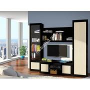 """Набор мебели в гостиную комнату с одностворчатым шкафом и тумбой для телевизора """"Паскаль"""""""