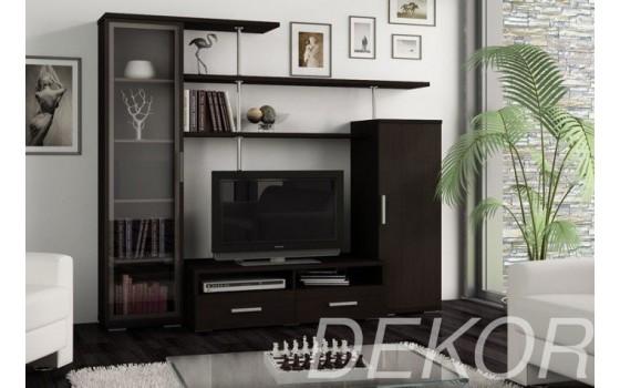 """Набор мебели для гостиной комнаты под телевизор """"Рада-1М"""""""