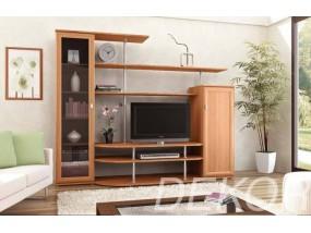"""Набор мебели для гостиной со стеклом """"Рада"""""""