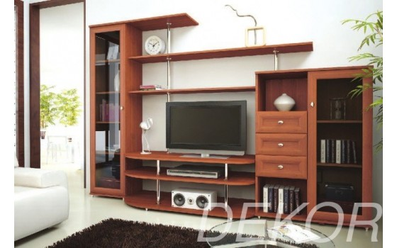 """Набор мебели для гостиной комнаты с тумбой под тв """"Рада-3"""""""