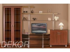 """Стенка в гостиную комнату из качественного лдсп с рамкой """"Санремо-6"""""""