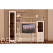 """Набор мебели в гостиную комнату с двумя шкафами и выдвижными ящиками  """"Санремо-8"""""""