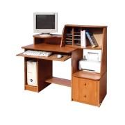 """Стол компьютерный """"Лацио"""" с подставкой для системного блока"""